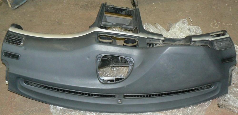 Торпеда (передняя панель салона) с подушкой безопасности Volvo S80 2000 г., б/у, официально импортированная из Канады...